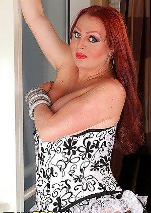 Redhead Tranny