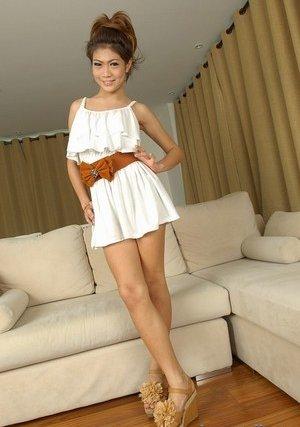 Tranny in Skirt